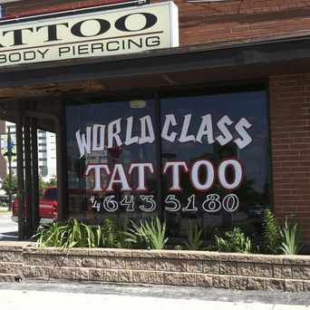 Photo of World Class Tattoo in Southgate, Milwaukee