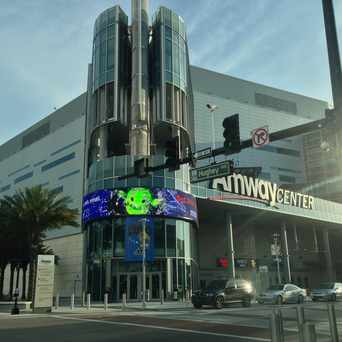 Photo of Amway Center in Orlando