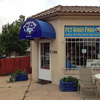 Photo of Pet Wash Park in Washington Park West, Denver