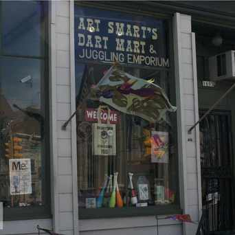 Photo of Art Smarts Dart Mart and Juggling Emporium in Lower East Side, Milwaukee