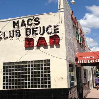 Photo of Mac's Club Deuce in Flamingo-Lummus, Miami Beach
