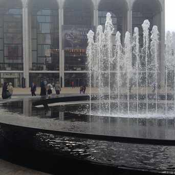 Photo of Lincoln Center in Upper West Side, New York