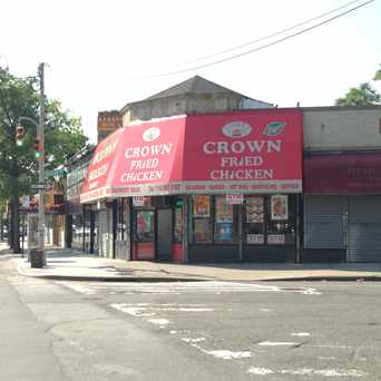 Photo of Crown Fried Chicken in Parkchester, New York
