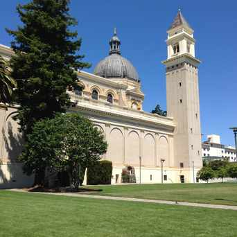 Photo of University of San Francisco in Lone Mountain, San Francisco