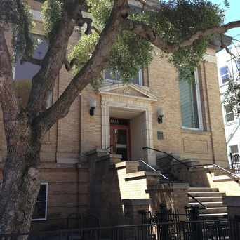 Photo of Park Branch Library in Haight Ashbury, San Francisco