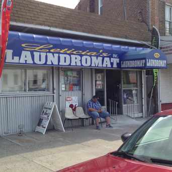 Photo of Leticias Laundromat in West Farms, New York