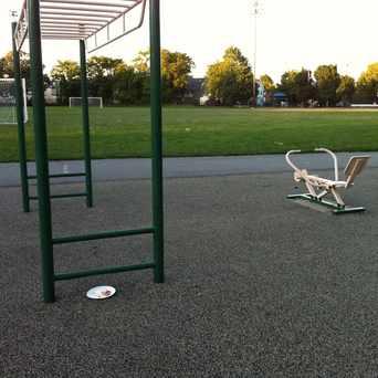 Photo of Portsmouth Playground in Allston, Boston