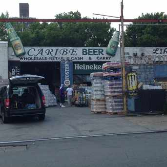 Photo of Caribe Beer in West Farms, New York