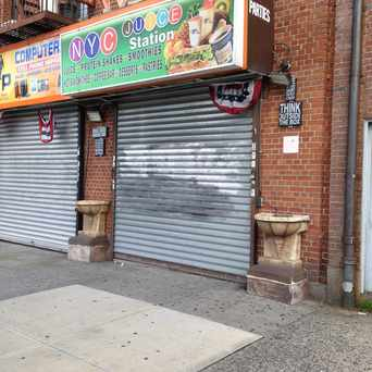 Photo of NYC Juice Station in West Farms, New York