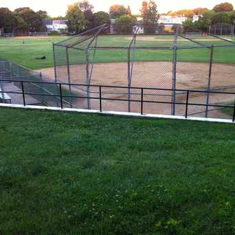 Photo of McKinney Park Fields in Oak Square, Boston
