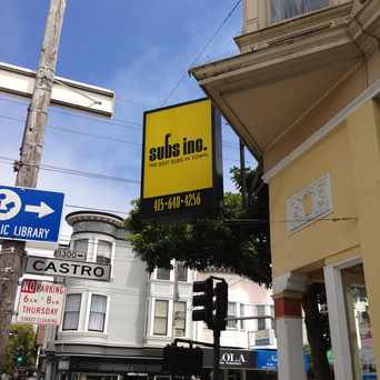 Photo of Subs Inc. in Noe Valley, San Francisco
