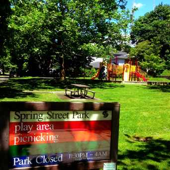 Photo of Spring Street Park in Central District, Seattle