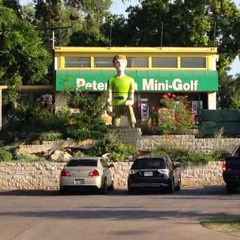 Photo of Peter Pan Mini-Golf in Zilker, Austin