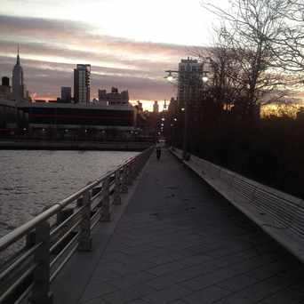 Photo of hudson river park pier 63 in Upper West Side, New York