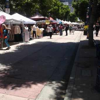 Photo of Westwood Village Farmers Market in Westwood, Los Angeles