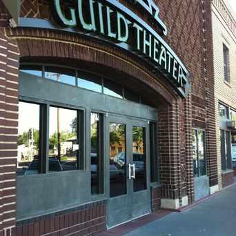 Photo of The Guild Theater in North Oak Park, Sacramento