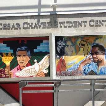 Photo of Cesar Chavez Student Center in Parkmerced, San Francisco