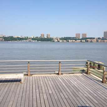Photo of Hudson River Park in Hell's Kitchen, New York