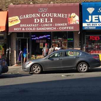 Photo of Garden Gourmet Deli in East Tremont, New York