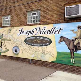 Photo of Nicollet Av S & 34 St E in Lyndale, Minneapolis