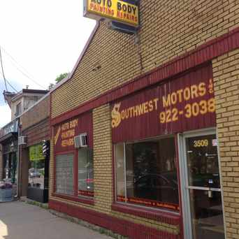 Photo of Southwest Motor Co in Linden Hills, Minneapolis