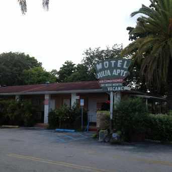 Photo of Julia Motel in West Flagler, Miami