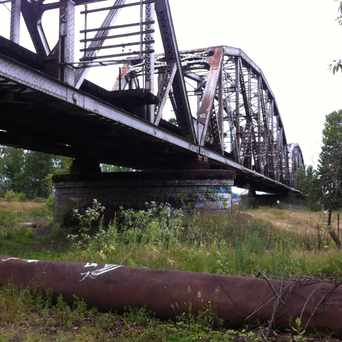 Photo of Historic Hayden Island Rail Way in Portland