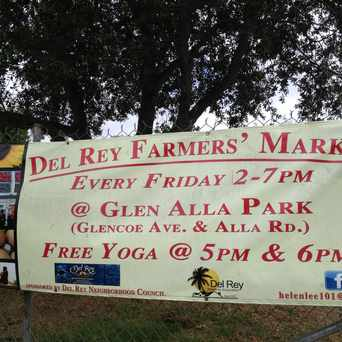 Photo of Del Rey Farmers' Market in Marina del Rey, Los Angeles