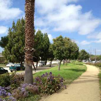 Photo of Ballona Creek Bike Path in Marina del Rey, Los Angeles