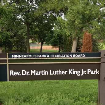 Photo of Martin Luther King Park in Kingfield, Minneapolis