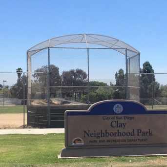 Photo of Clay Park in Rolando, San Diego