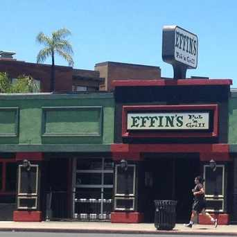 Photo of Effin's Pub & Grill in College East, San Diego
