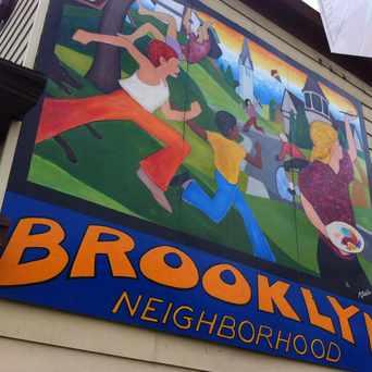 Photo of Welcome To Brooklyn Neighborhood in Brooklyn, Portland