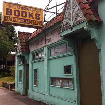 Photo of Armchair Family Bookstore in Brooklyn, Portland