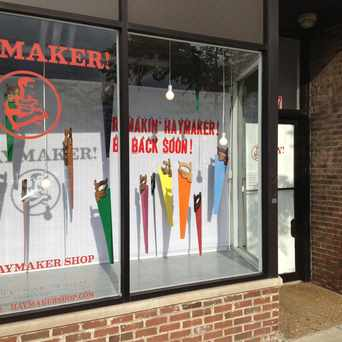 Photo of Haymaker Shop in Edgewater, Chicago