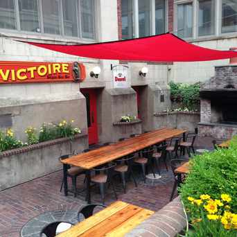 Photo of Victoire Belgian Beer Bar & Bistro in Rochester