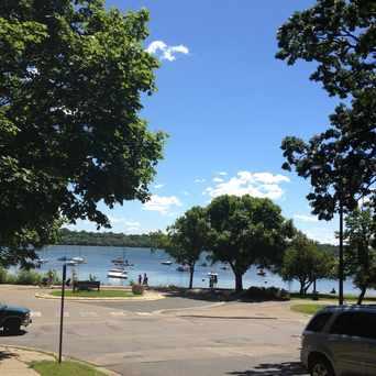Photo of Lake Harriet in Linden Hills, Minneapolis