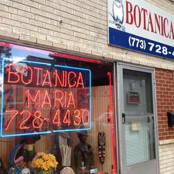 Photo of Botanica Maria in Lincoln Square, Chicago