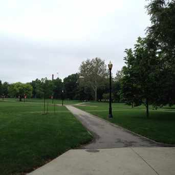 Photo of The Oval in The Ohio State University, Columbus