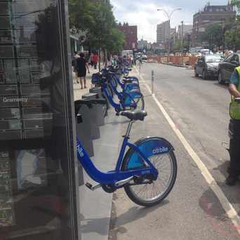 Photo of Citi Bike: 1 Avenue & E 15 Street in Stuyvesant Town - Peter Cooper Village, New York