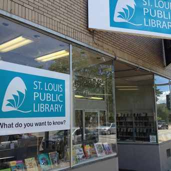 Photo of University City Public Library in University City