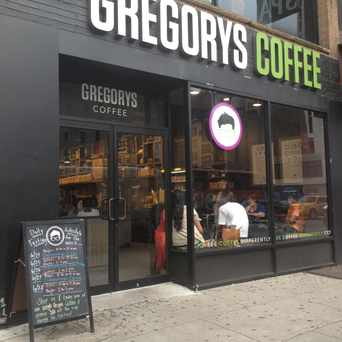 Photo of Gregorys Coffee in NoMad, New York