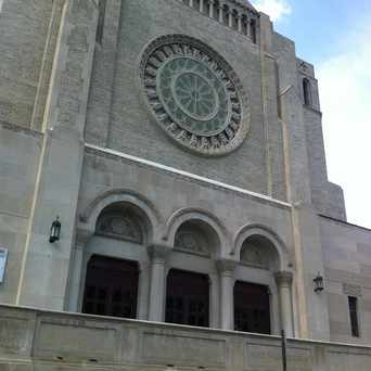 Photo of Holy Name Catholic Church in Old North Columbus, Columbus