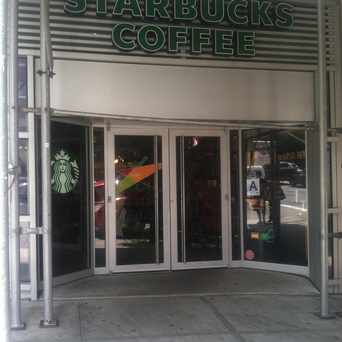 Photo of Starbucks in Central Harlem, New York