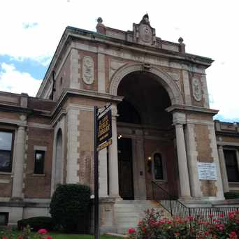 Photo of St. Louis Public Library in St. Louis