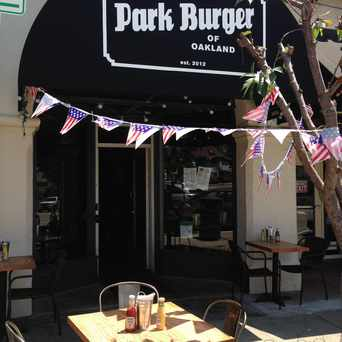 Photo of Park Burger in Glenview, Oakland