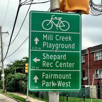 Photo of Philadelphia Bike Trails in Mill Creek, Philadelphia