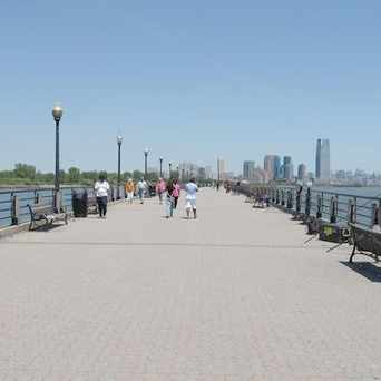 Photo of Walkway in The Waterfront, Jersey City