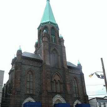 Photo of St. Anthony of Padua Roman Catholic Church, Monmouth Street, Jersey City, NJ in Jersey City