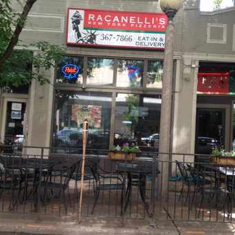 Photo of Racanelli's Pizza in Central West End, St. Louis